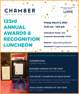 123rd Annual Awards & Recognition Luncheon