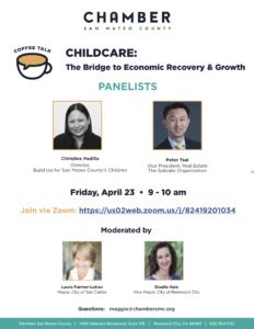 Coffee Talk - Childcare: The Bridge to Economic Growth & Recovery