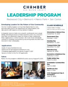 Leadership Program 2021-2022