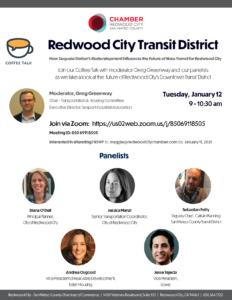 Transit District Coffee Talk