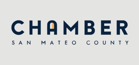 The new Chamber San Mateo County Logo