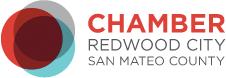 Chamber Redwood City San Mateo County Logo